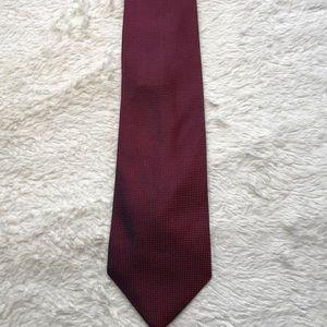 Charvet Tie (Burgundy)